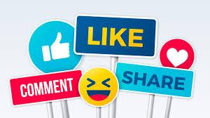 Engagement on social media