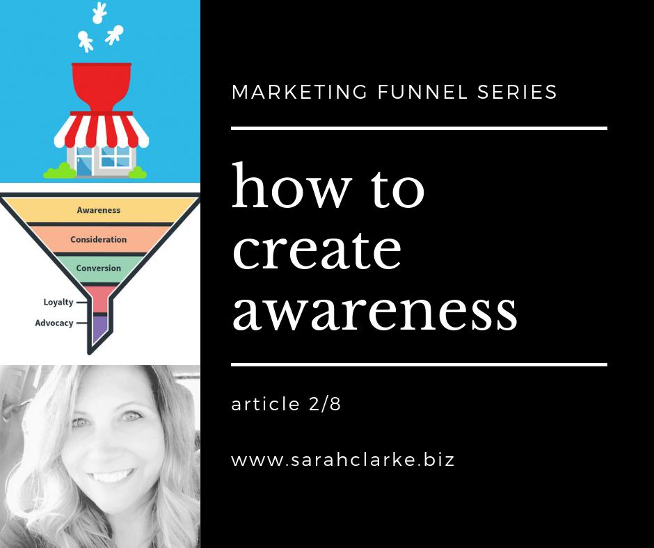 how to create awareness