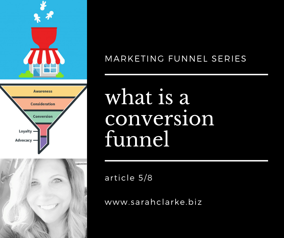 what is a conversion funnel