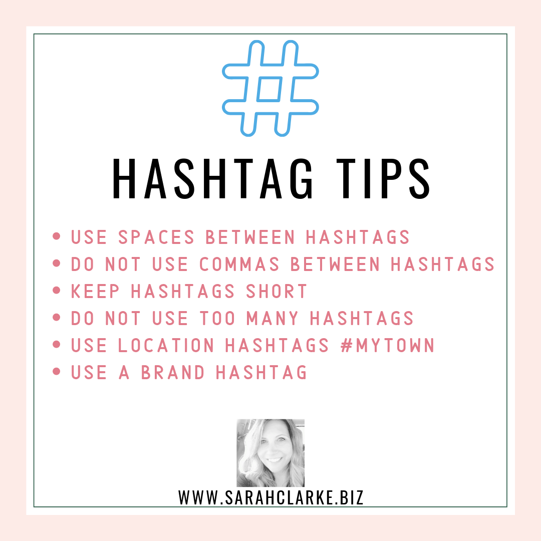 hashtag tips