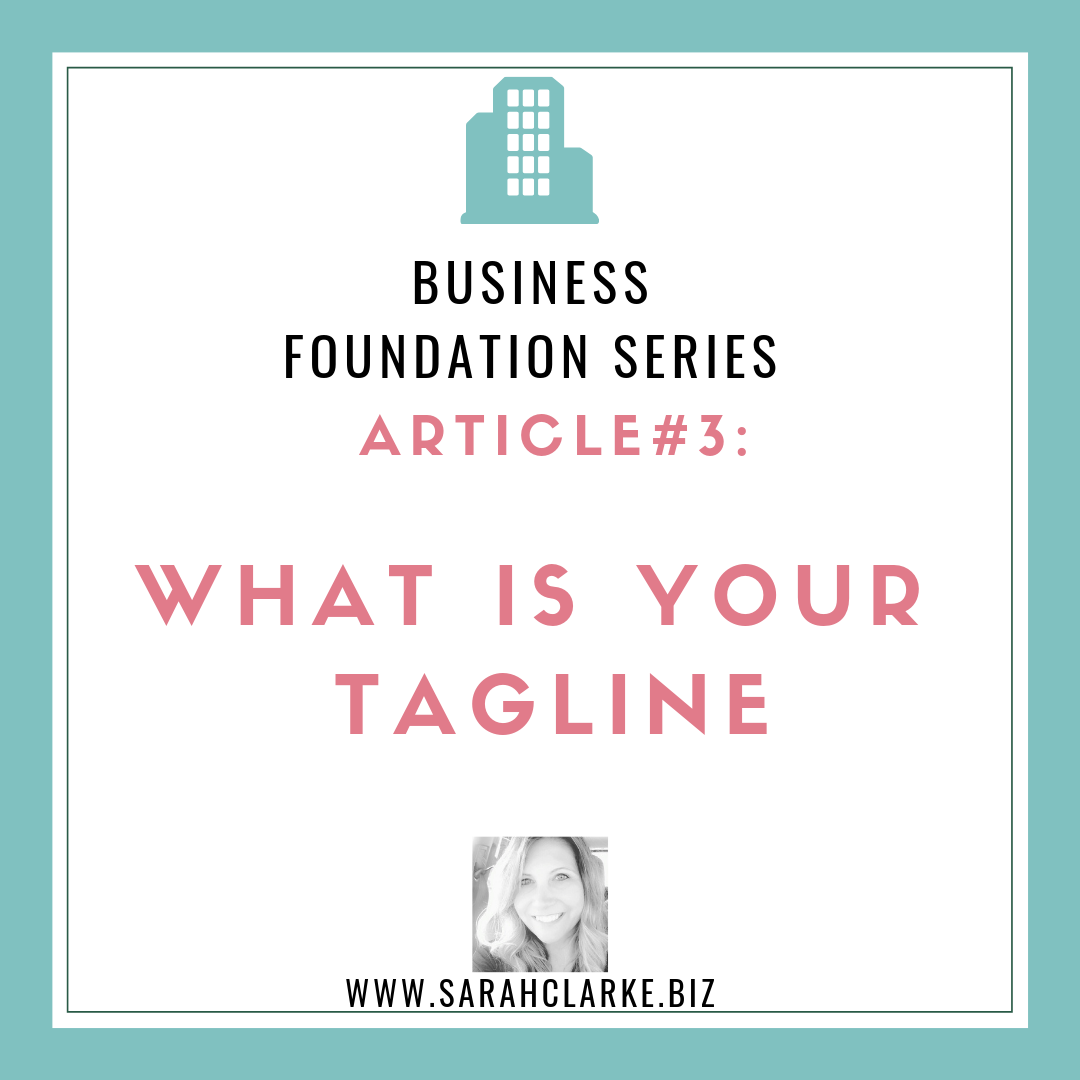 what is your business tagline