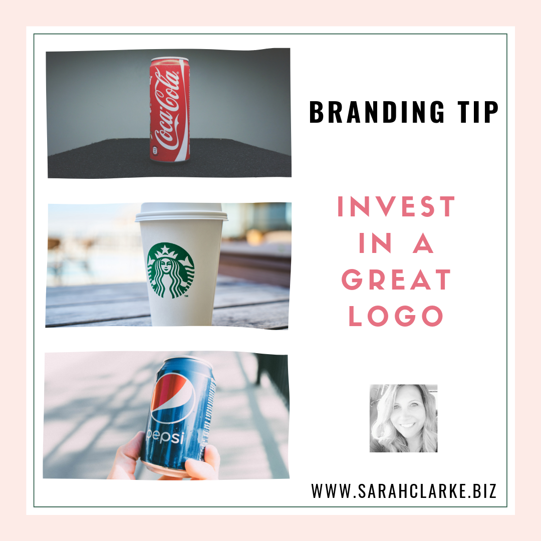 Branding Tip Invest in a Good Logo