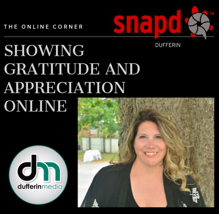 Snapd Dufferin Online Corner