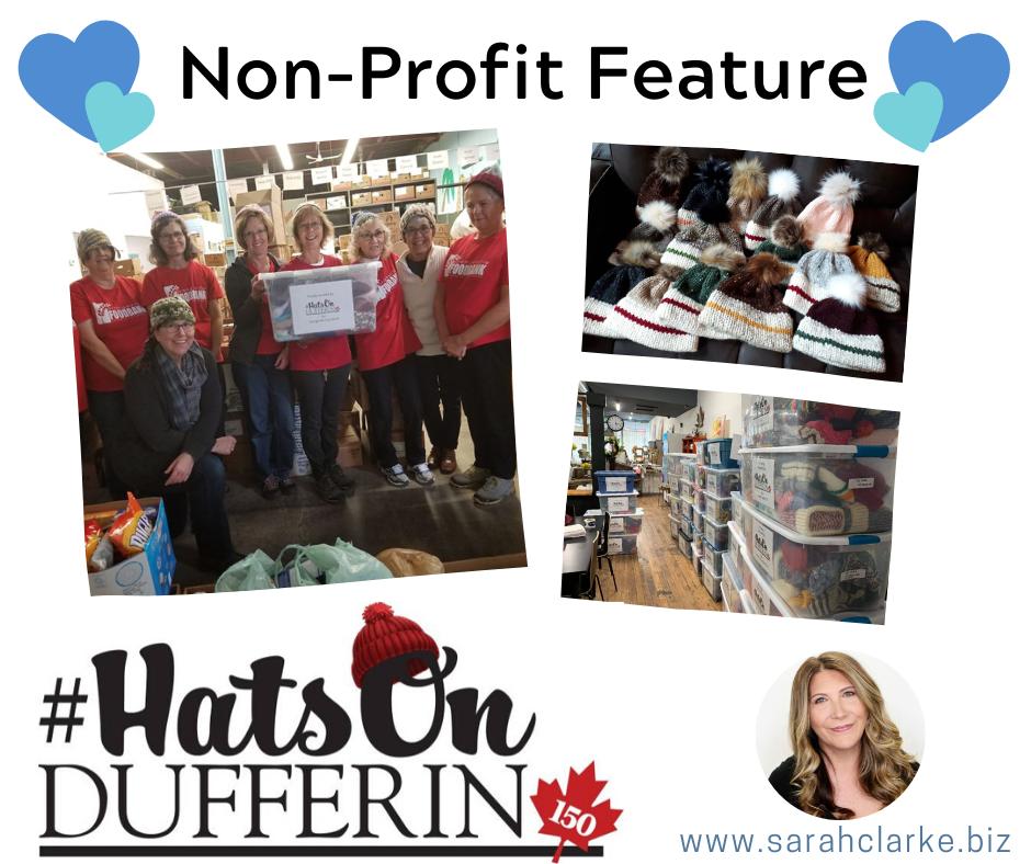 non profit feature