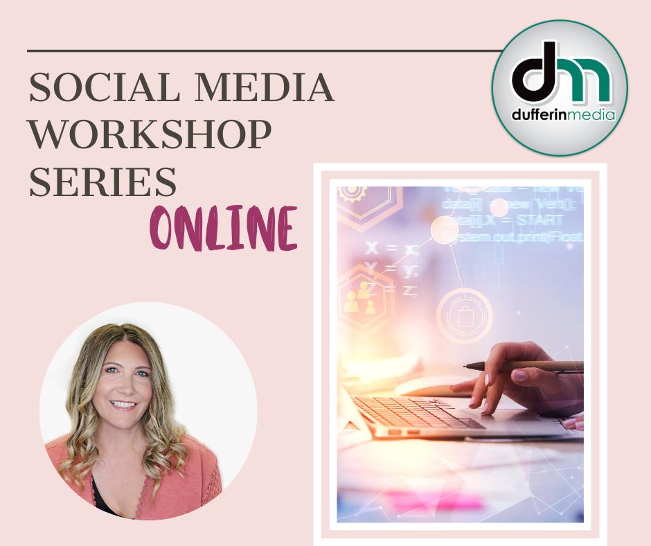 Online Workshop SOcial Media Foundations