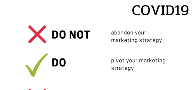 COVID19 Marketing Strategy