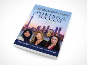 final book cover Toronto Waterfront Awards