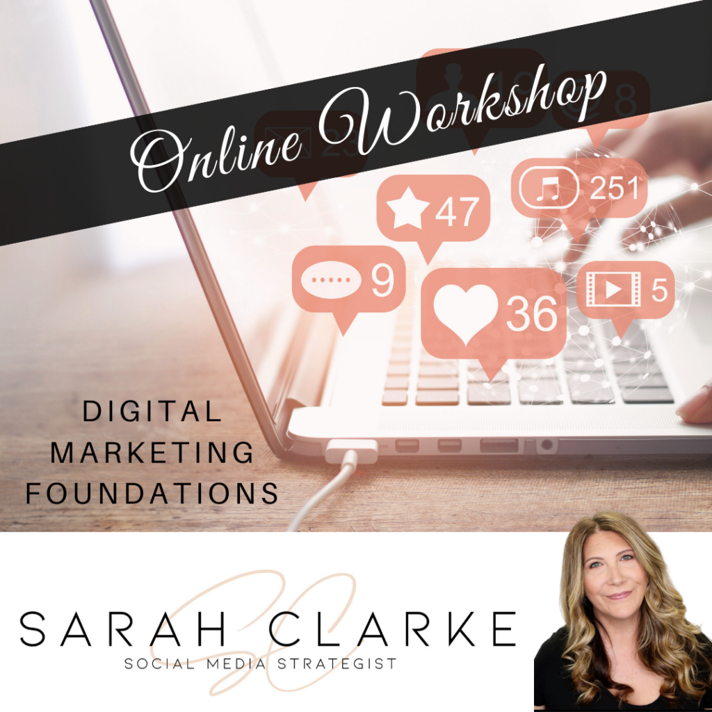 Online Workshop Digital Marketing