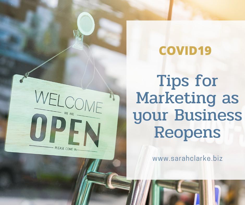 marketing tips covid19