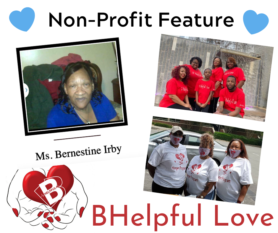 nonprofit feature bhelpful love