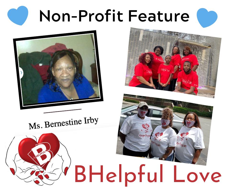 nonprofit feature bhelpful love