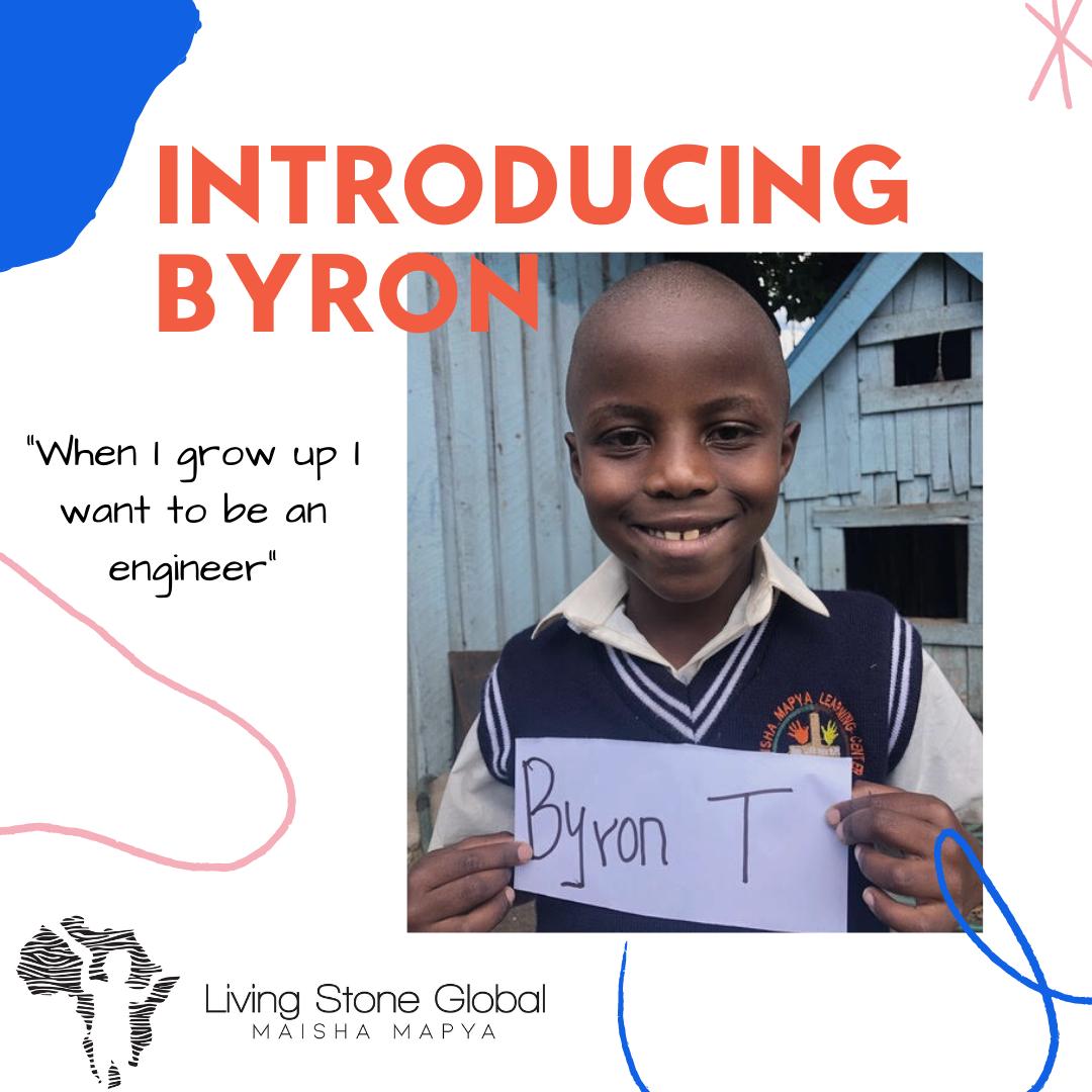 Sponsoring a child from Kenya