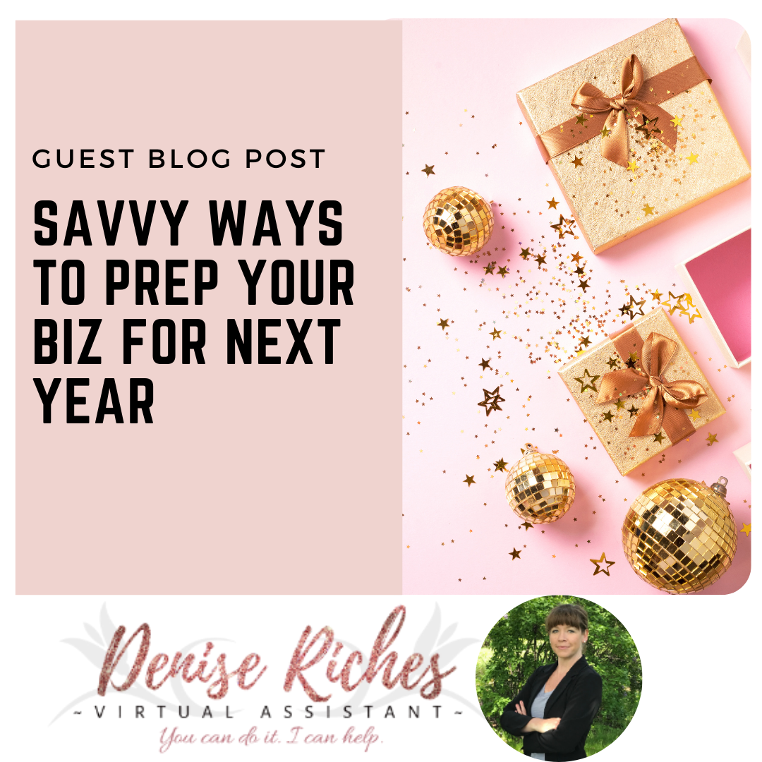 preparing your business for the new year