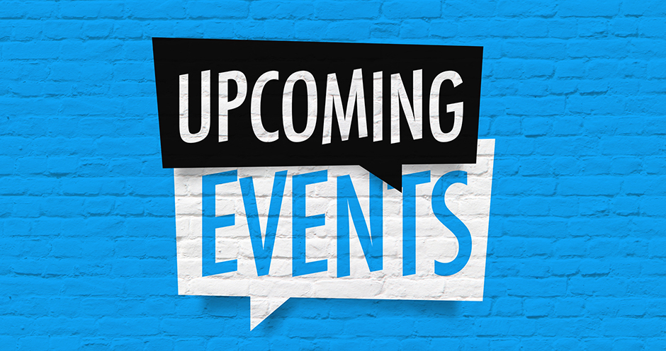 Upcoming Events & Classes