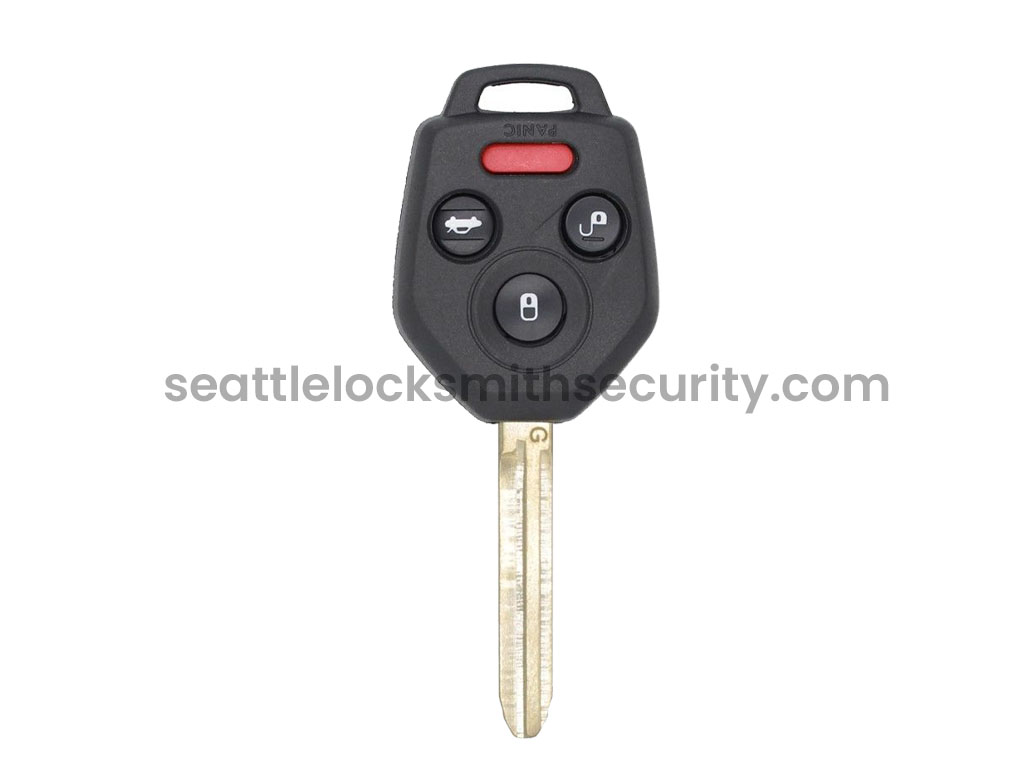 Subaru Key Make