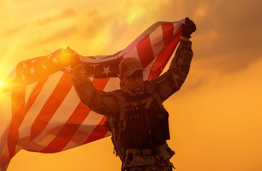 Soldier PHILANTHROPY