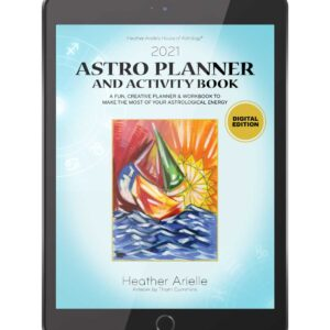 2021 astrology planner mobile digital edition