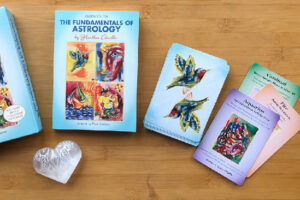 astrology oracle cards
