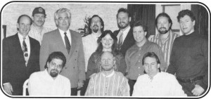 1992 First AAPI Board of Directors
