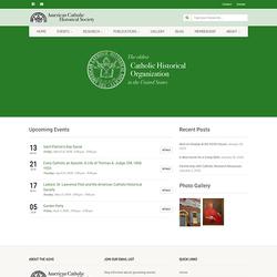 American Catholic Historical Society