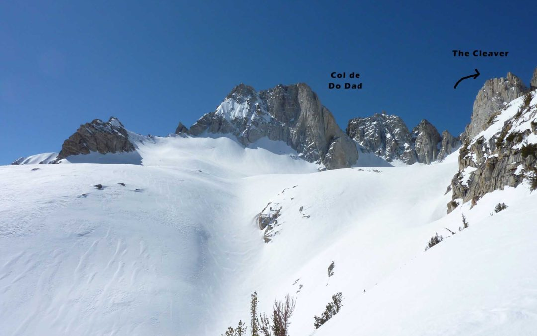 Cleaver Peak – Sawtooths