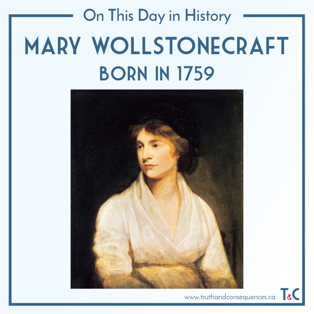 Mary Wollstonecraft Truth and Consequences