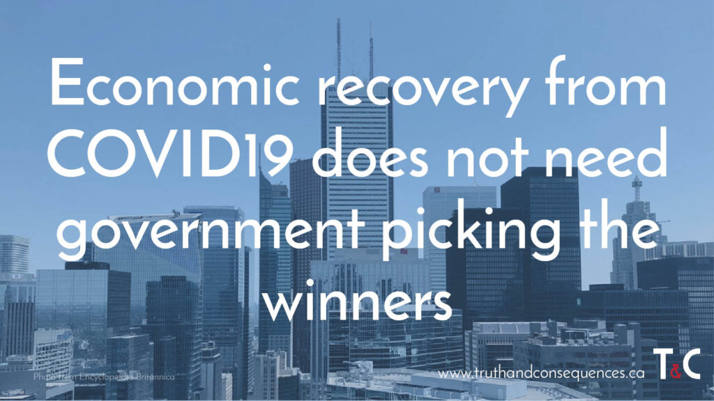 Economic Recovery Truth and Consequences