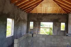 Master bedroom taking shape