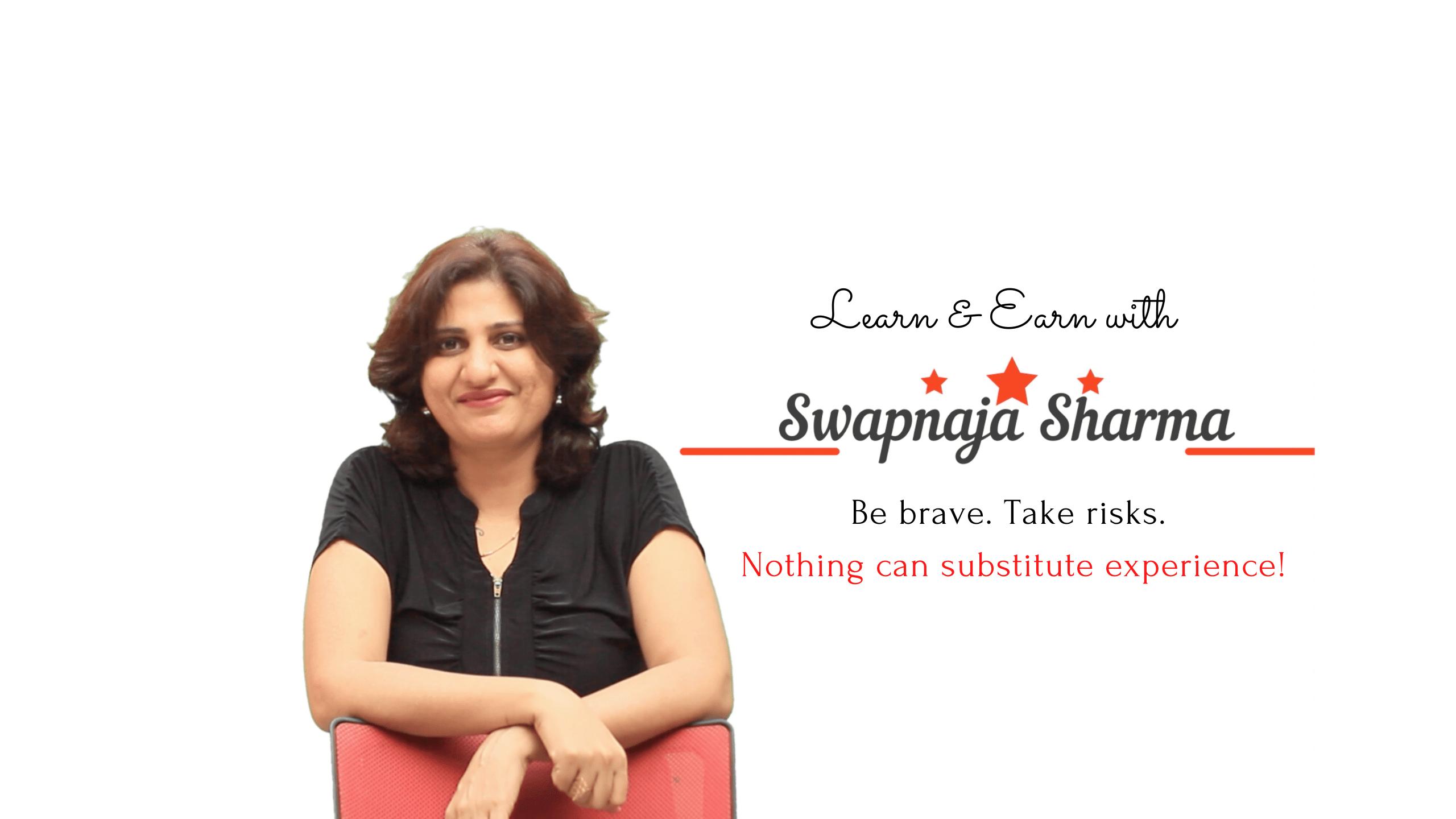 ONLINE WEBINAR By Swapnaja Sharma