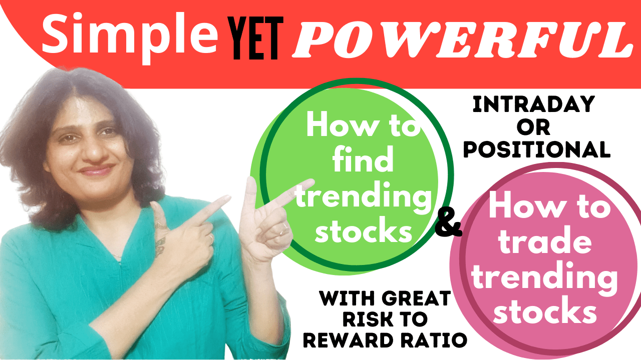 How To Find Trending Stocks & How To Trade Them