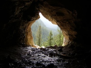 Jaskinia Mylna - Okna Pawlikowskiego