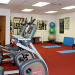 Functional Fitness Room