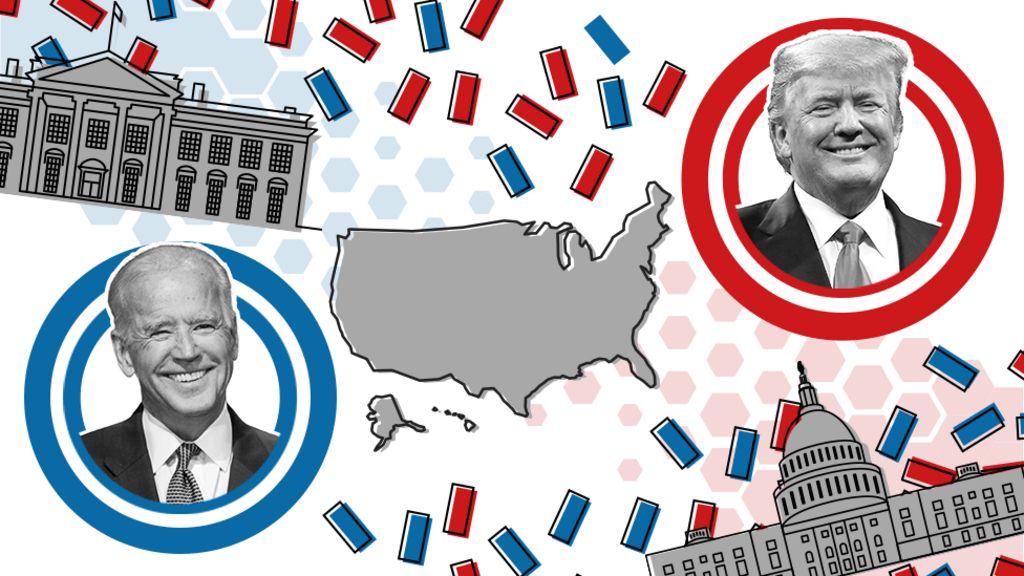 Amerikan halkı yeni başkanını seçti