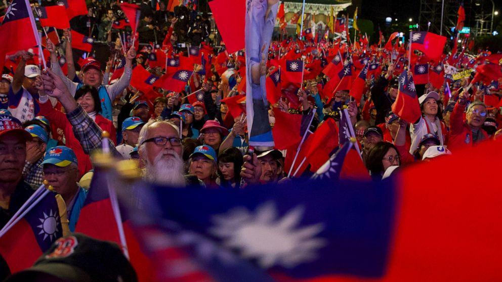 Tayvan: Asya'nın en demokratik ülkesi