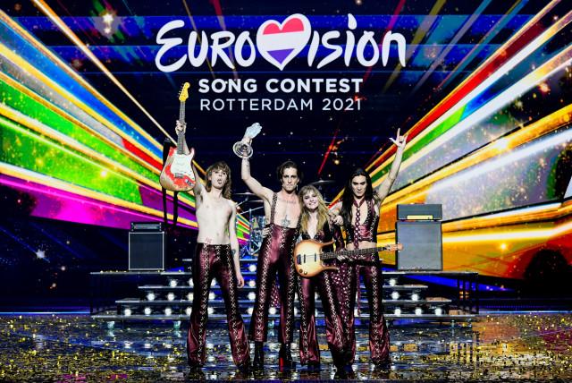 Eurovision şarkı yarışmasını İtalya kazandı