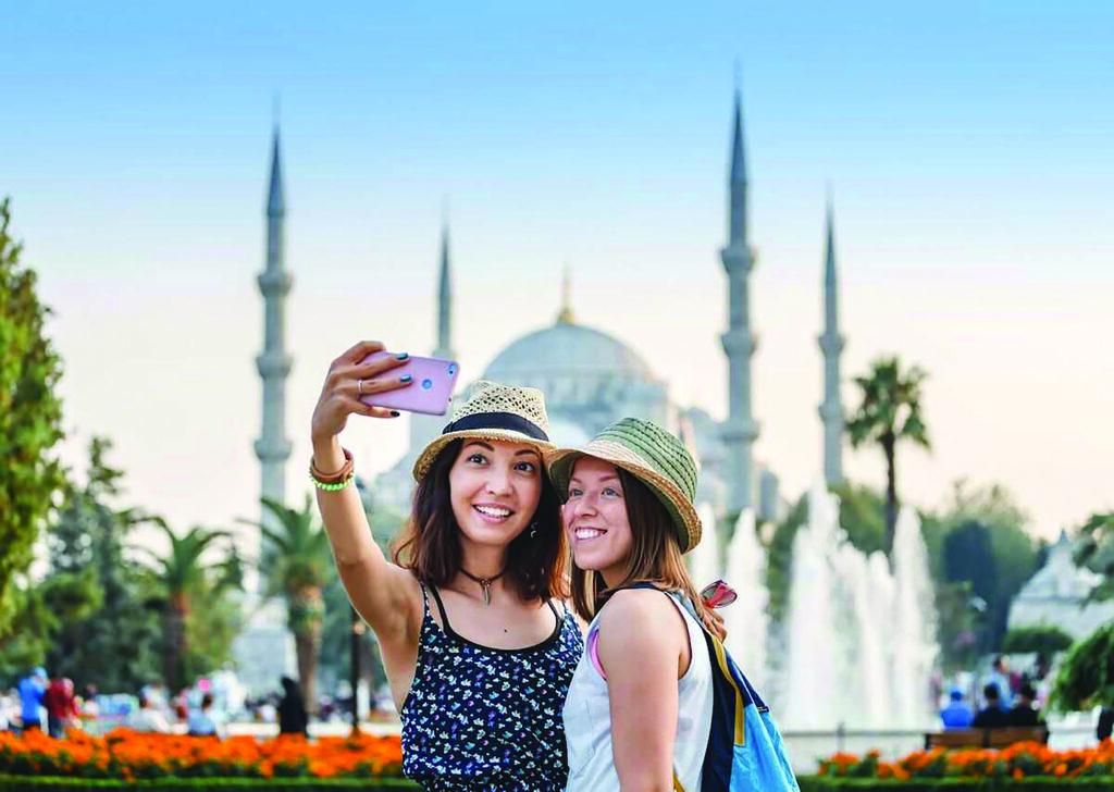 Dünyada turist sayısı azaldı