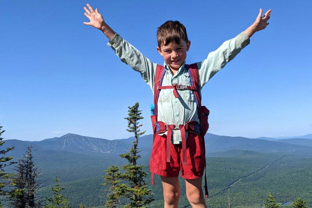 5 yaşındaki çocuk 3 bin 300 kilometre yol yürüdü