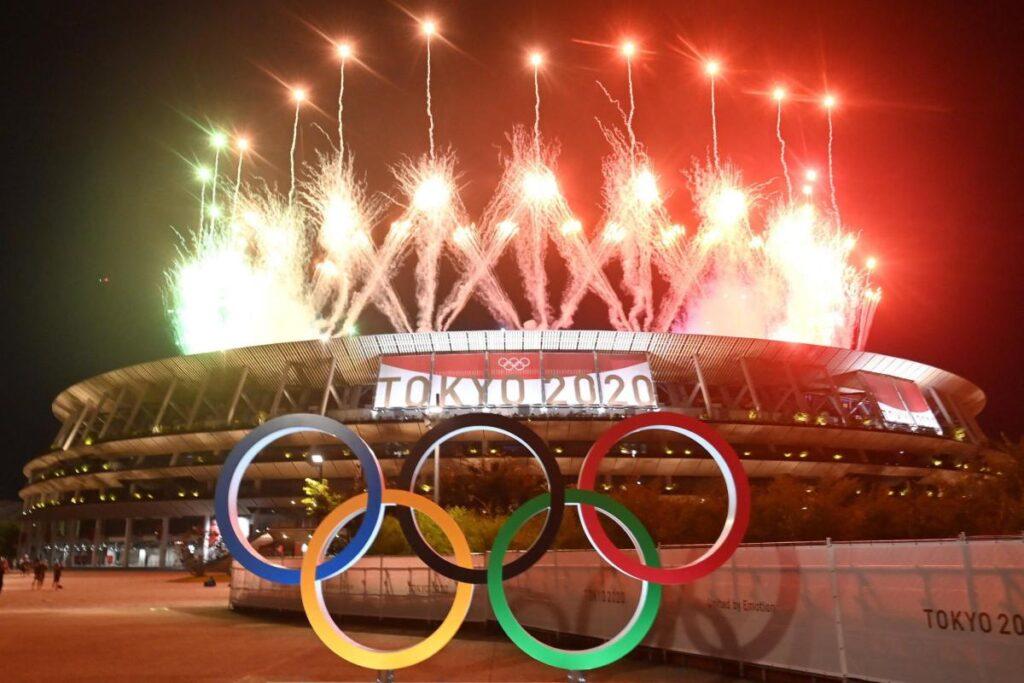 2020 Tokyo Olimpiyat Oyunları sona erdi