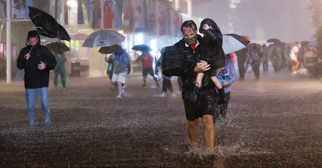 ABD'de sel: 58 kişi hayatını kaybetti