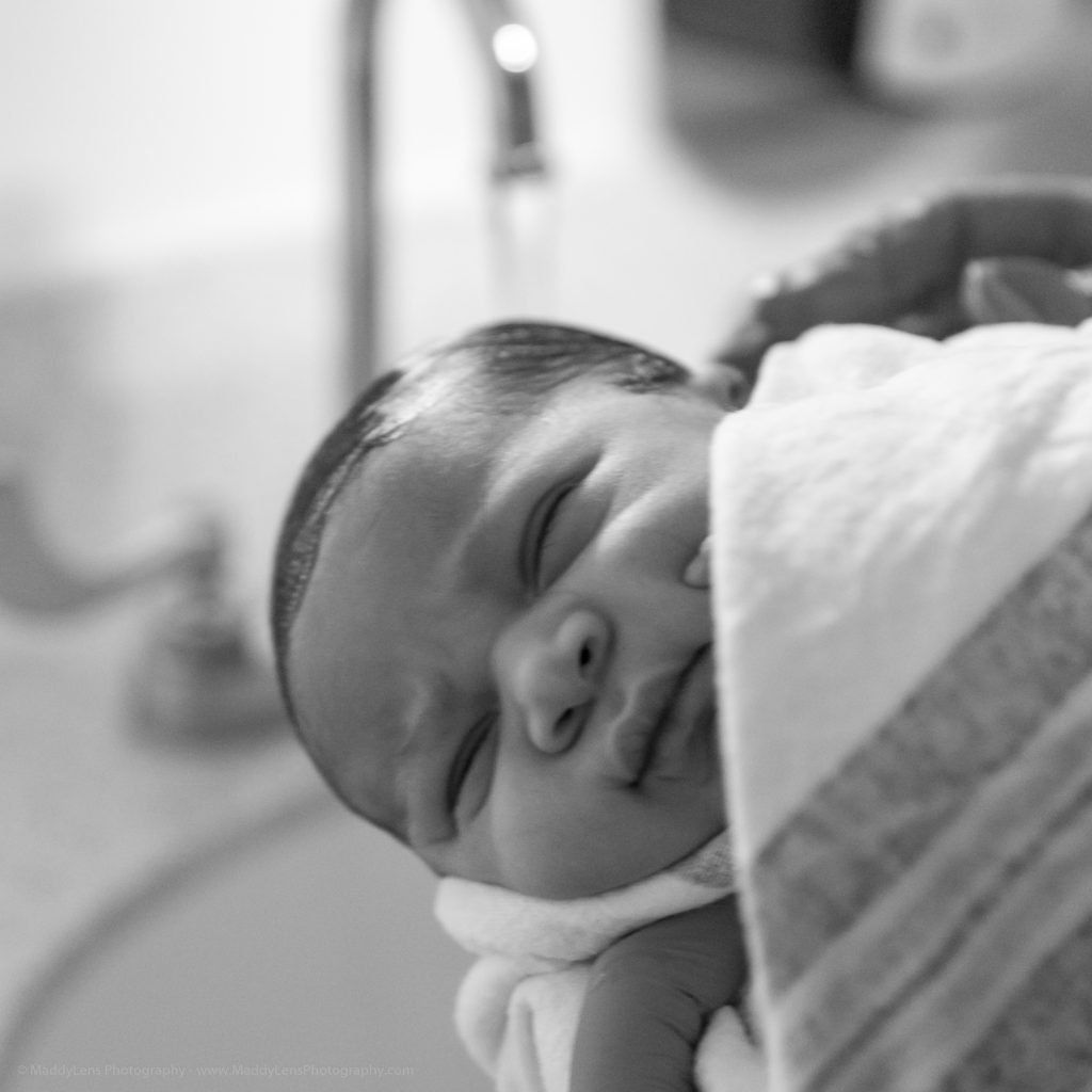 Birth Photography, Newborn