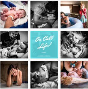 birth photography Instagram feeds - catfancote.capturingbirth