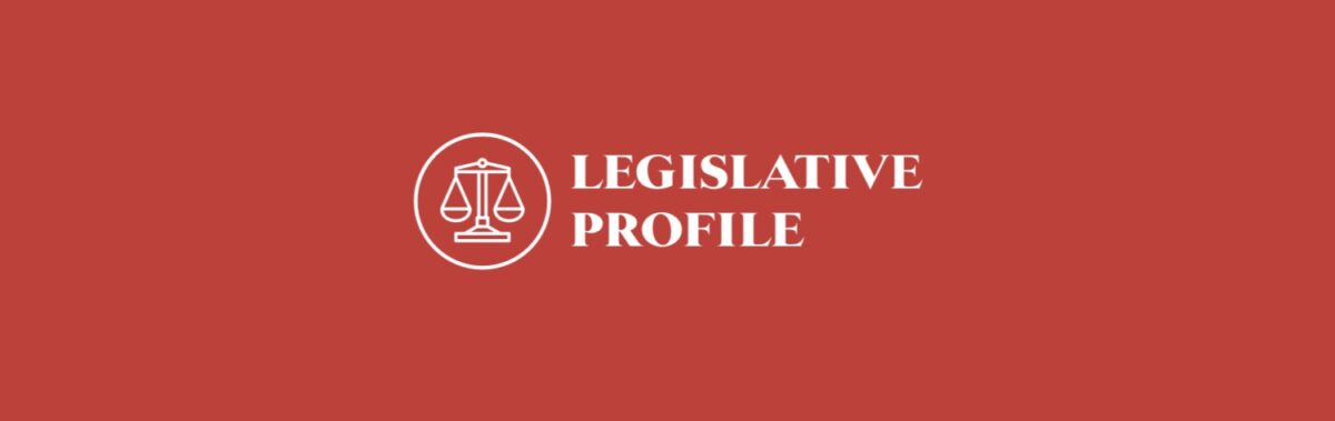 Legislative Profile: Dave Greenspan