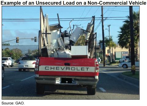 Unsecured Loads Pose Serious Hazard on Ohio Roadways