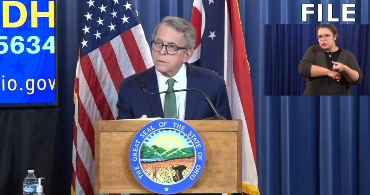 UPDATED: Governor DeWine Suppresses Data Disproving COVID-19 Policies