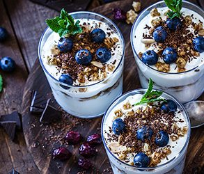 GOS can be used as a food additive for yogurt.
