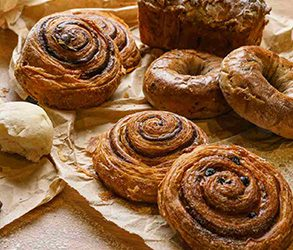 GOS can be used as a food additive for baked goods.