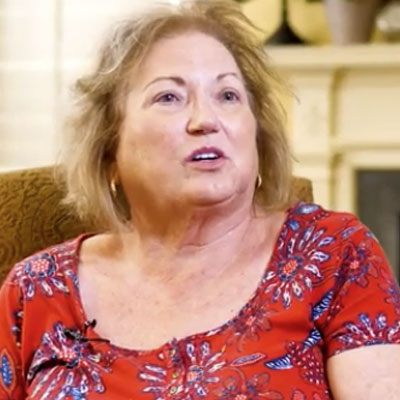 Hear Antoinette's patient video testimonial about her experience at LifeSmiles by Randy Mitchmore, DDS