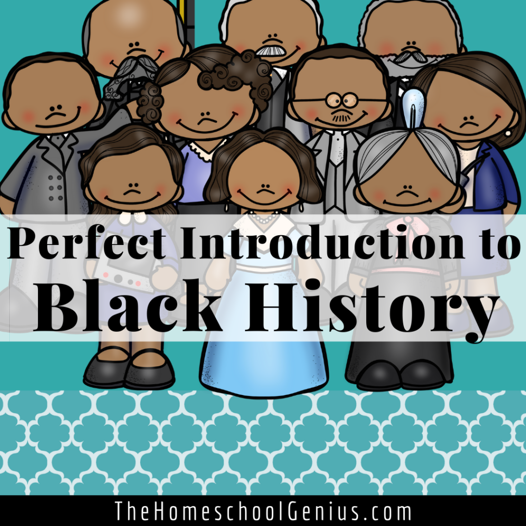 The Perfect Way to Introduce Black History to Children