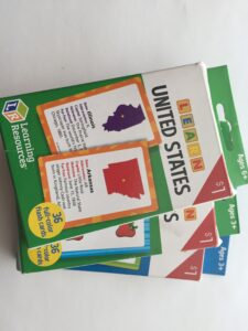 Learning Resources Flashcards