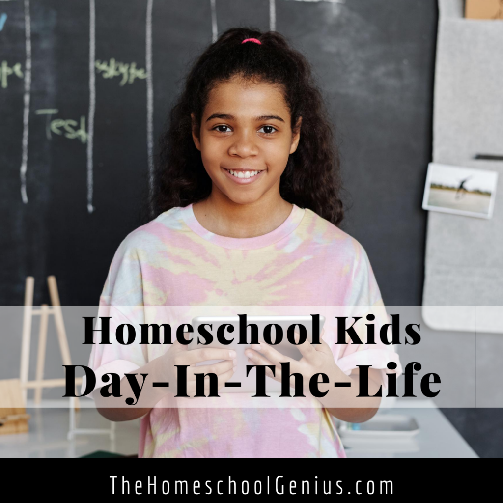 2020 Homeschool Kids' Day-In-The-Life | Grades 2-5